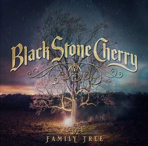 BLACK STONE CHERRY - Un nouvel extrait de l'album Family Tree dévoilé