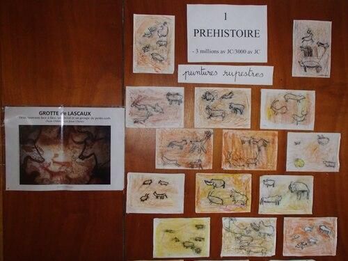"""exposition : """"les arts à travers les siècles"""""""