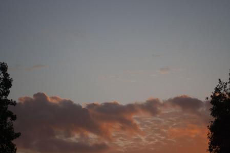 Le ciel de Septembre-Octobre