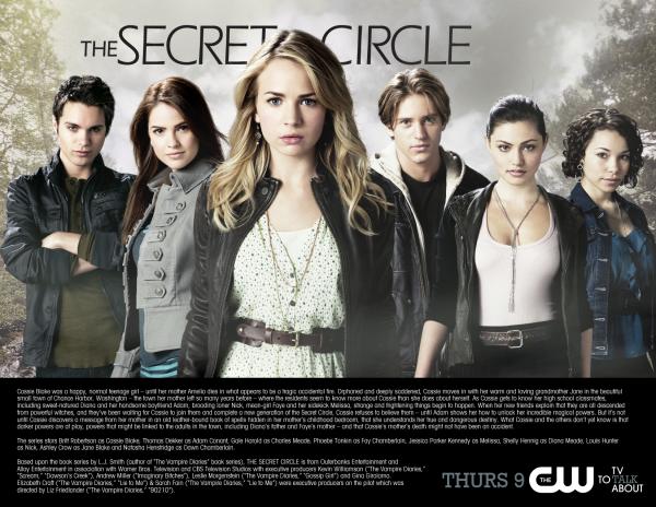 The Secret Circle, la série, dernières infos.
