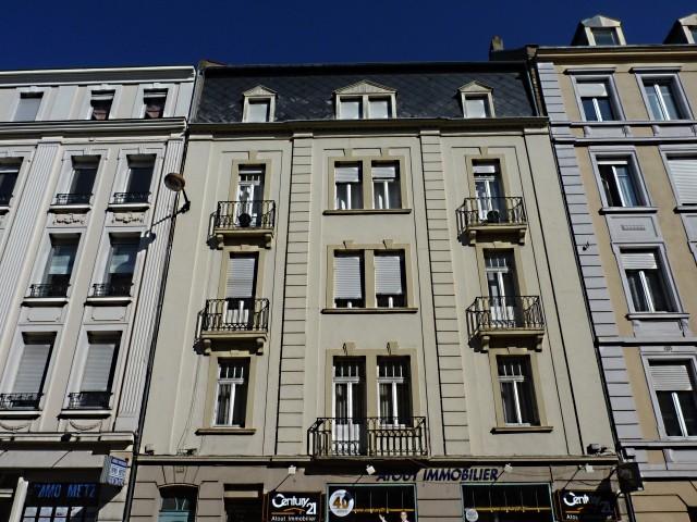 Metz rue du Sablon 18 Marc de Metz 2011