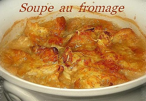 Soupe-au-fromage