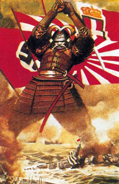 La BD, reflet de l'Histoire (Exemples au Japon et en France)