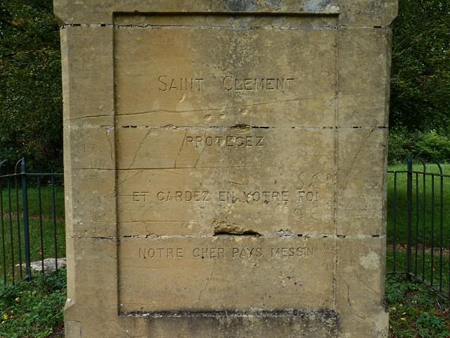 Croix Saint-Clément 7 (Moselle) mp13 2010