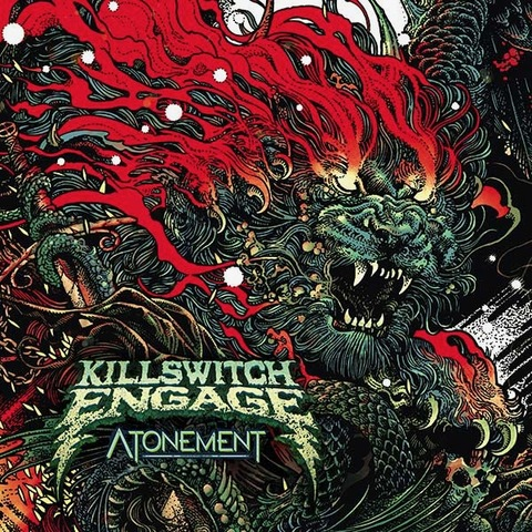 """KILLSWITCH ENGAGE - """"The Signal Fire"""" [feat. Howard Jones] Clip"""