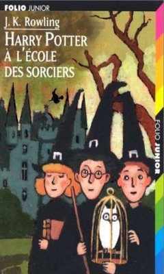 J.K Rowling : Harry Potter T1 - Harry Potter ? l'?cole des sorciers