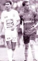 MC Oran-MCA 1-2 saison 1998/1999