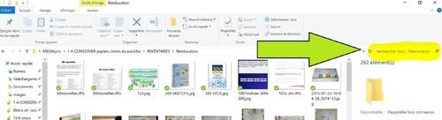 #28 A télécharger : Inventaire de matériel en photo avec mots-clés associés