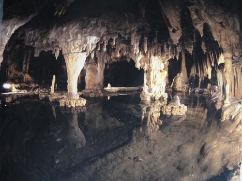 28 septembre: Ioannina, la grotte de Pérama