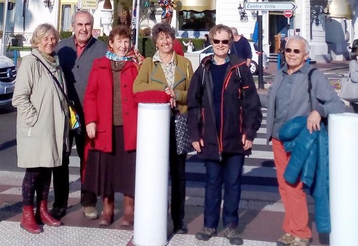2018-01-15 et 16  à Nice !