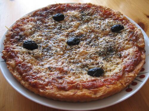 Pizza Pâte Maison