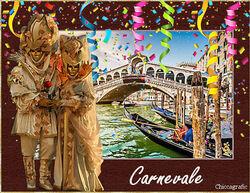 """I Regalini di Carnevale ricevuti dalle amiche dei forum: """"Graficamia e CleoGraphic"""" 2021"""