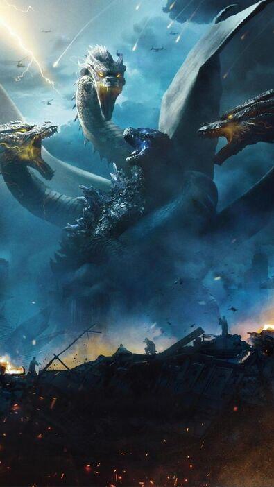 Pourquoi je n'aime pas les films Jurassic Park/World alors que j'adore suivre Godzilla et Kong dans le Monsterverse? Hum... La logique?