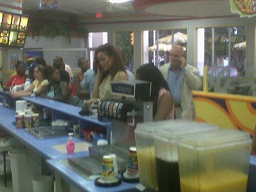 Rihanna est en Barbade