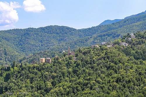 Carcheto-Brustico (Corse)