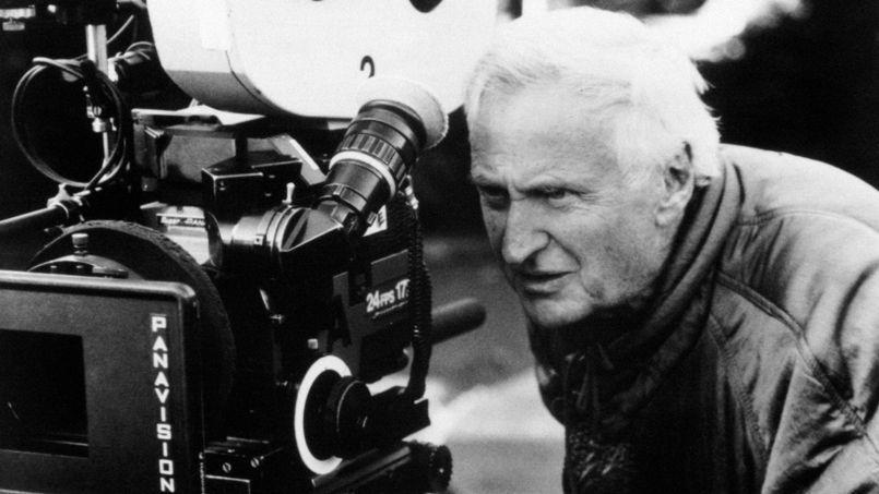 John Boorman sur le tournage du Général  (1998).