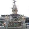 La fontaine des VI vallées à Tarbes
