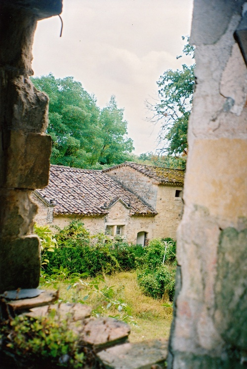 Nouvelles photos du Château de LEZIGNC