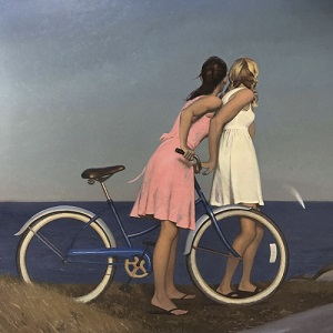 Ode à la bicyclette ...