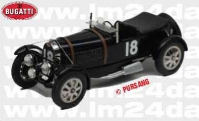 Le Mans 1935 Abandons I