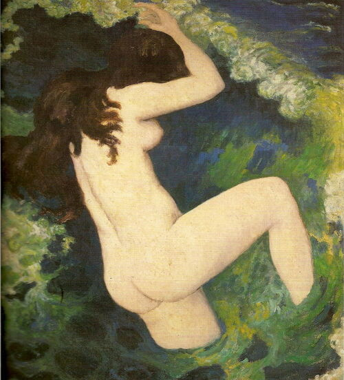 Aristide Maillol peintre et sculpteur