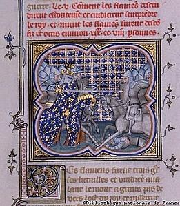 300px-Bataille de Cassel (1328)