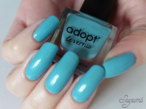 Adopt' - Bikini Blue