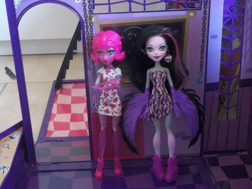 Irena Flynd & Gelly Pink (Creat-a-Monster)