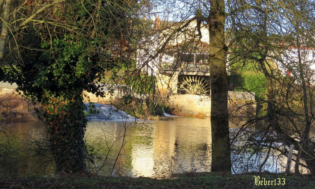le moulin de Thouars (79)