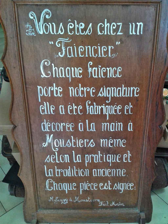 Moustier-Sainte-Marie...Suite