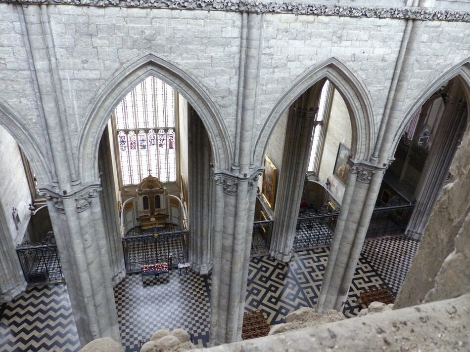 Le Grand Orgue de la Cathédrale d'Amiens