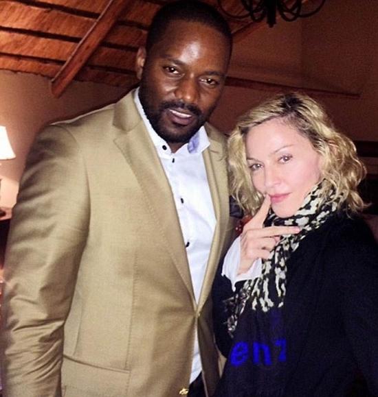 Madonna and Tay Grin 26-11-2014 - madonna-queenofpop.kazeo.com