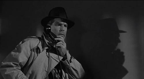 Du plomb pour l'inspecteur, Pushover, Richard Quine, 1954