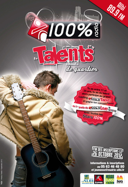 100% Talents de quartiers