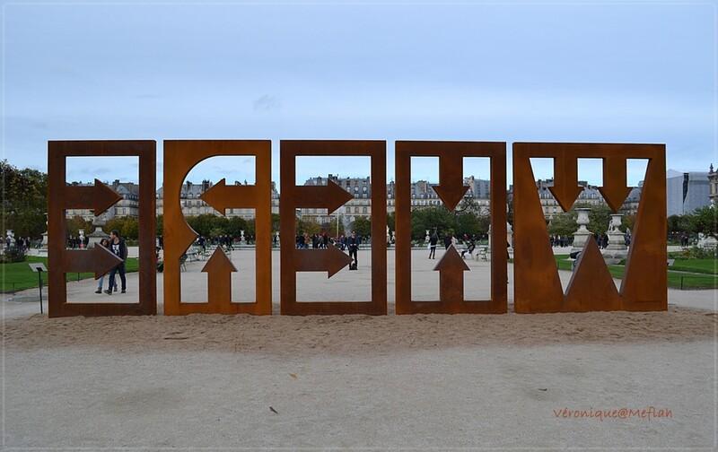 Jardin des Tuileries - Hors les murs, FIAC 2013