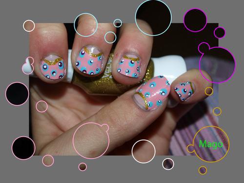 Résultat du Concours photos de Nail art à thème libre