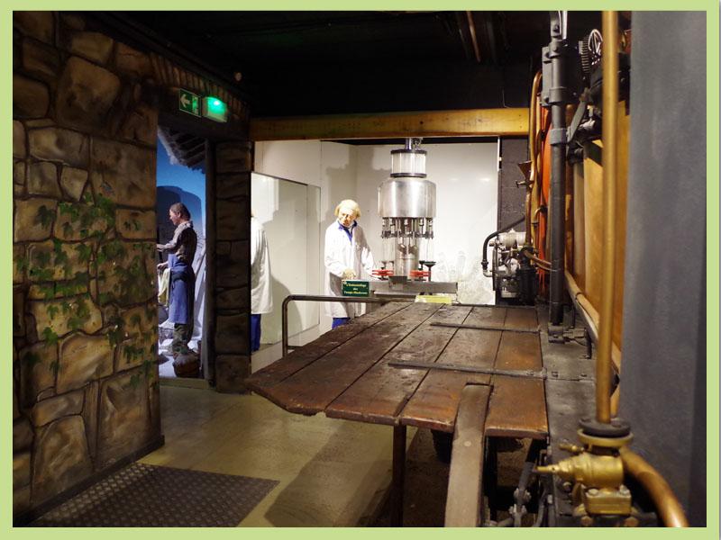 Musée de l'alambic distillerie JEan Gauthier 07340 St Désirat