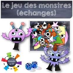 Le jeu des petits monstres