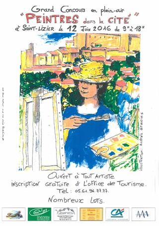 12.06.16 - Peintres dans la cité