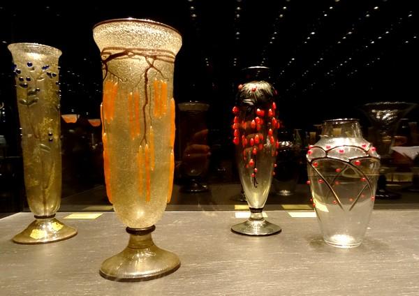 La collection Daum au Musée des Beaux Arts de Nancy