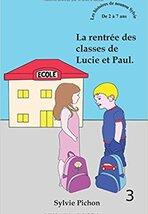 La rentrée des classes de Julie et Paul