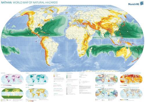 Événements climatiques: Les changements observables.