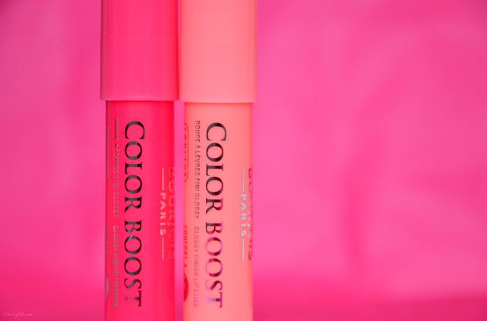 Les nouveaux rouges Color Boost de Bourjois
