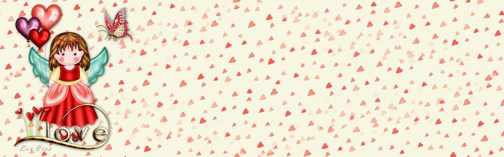 Papiers mignons St Valentin