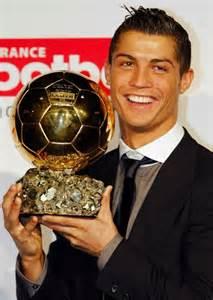 Ballon d'Or 2013 : Cristiano Ronaldo