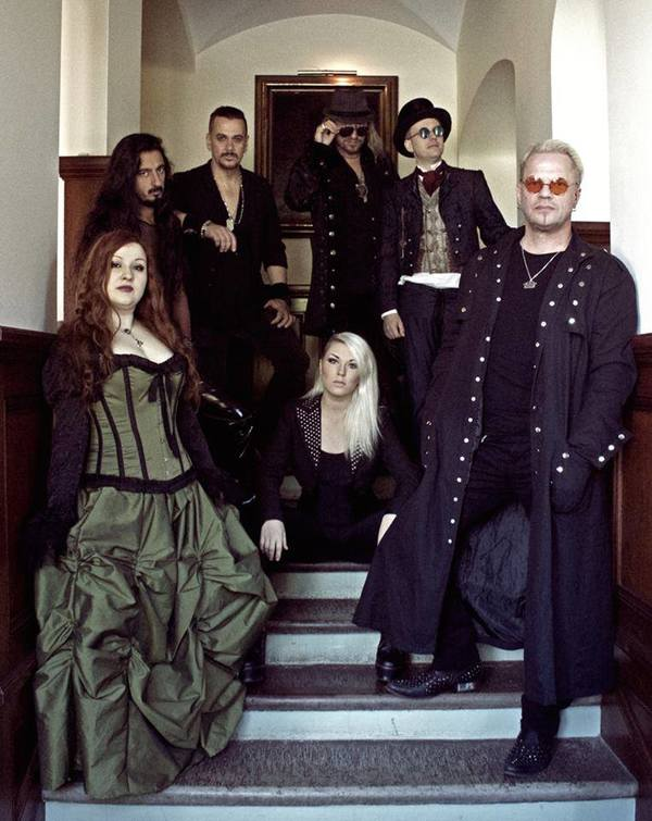 Therion, groupe