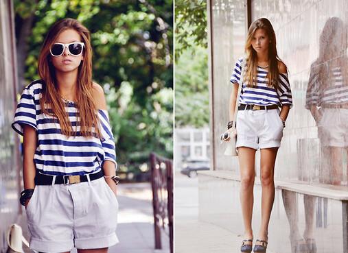 Les plus belles tenues pour l'été ♥