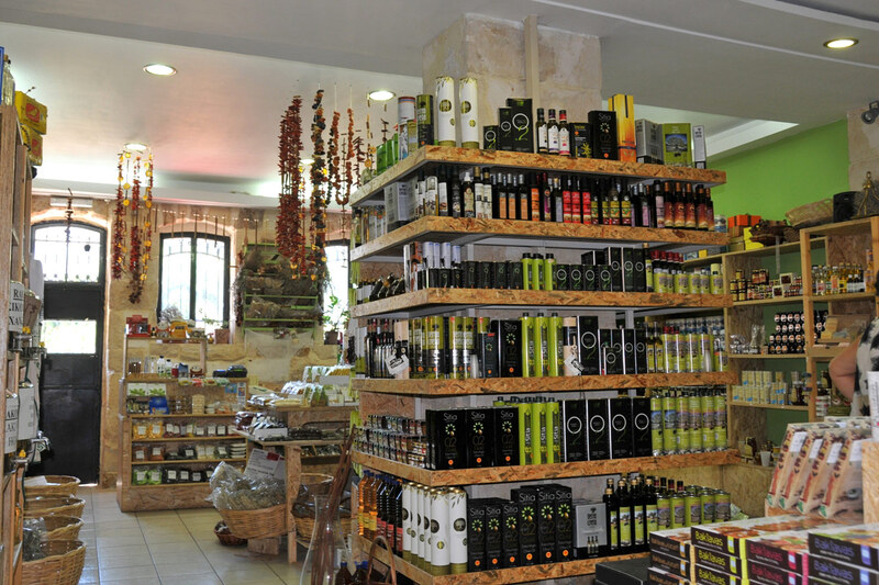 Hania, marché couvert