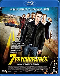 [Blu-ray] 7 Psychopathes