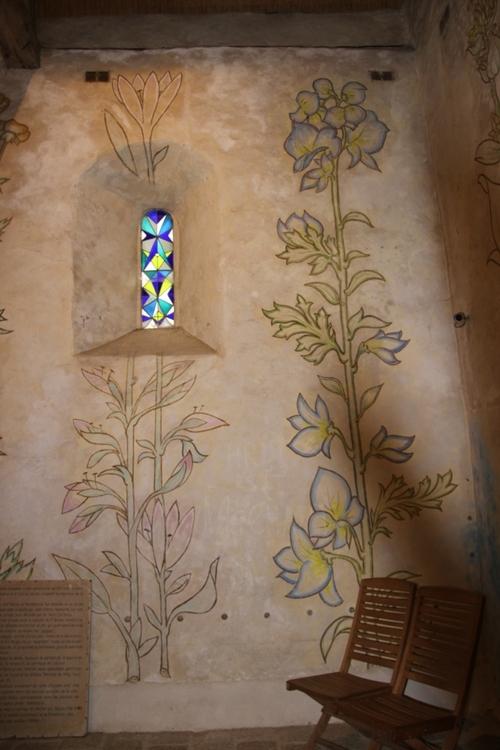 Milly la Forêt, la chapelle des simples